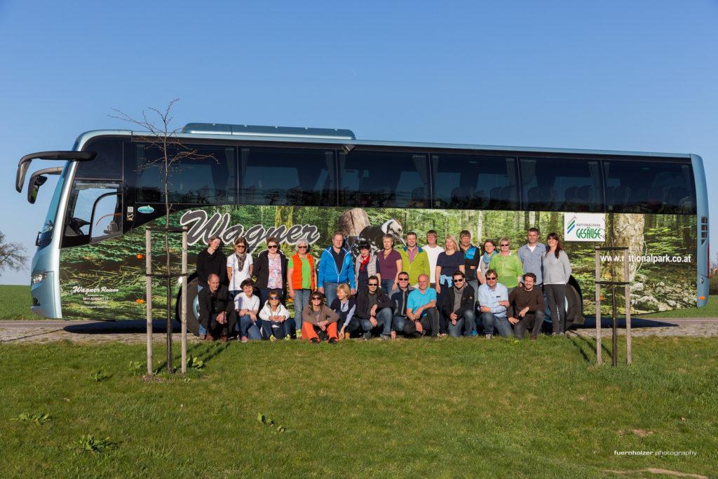 Im Gasthaus zur Ennsbrücke sind Busgruppen immer herzlich willkommen.